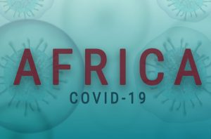 COVID-19 pandemic in Africa concept. Image credit: Mike FOUQUE / 123rf